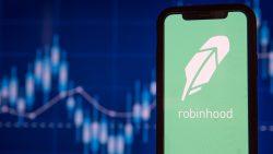 Stock Trading App Robinhood Hit With $70 Million Fine