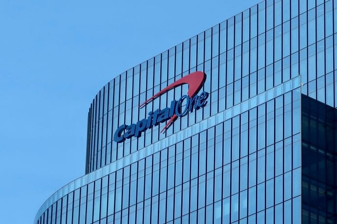 FinCEN Sanctions Capital One with $390M Fine Over AML Violations